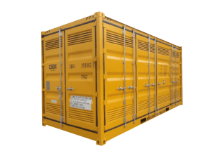 20ft HC Full Side Access Milieu Lekbak container - NEW Kwaliteit