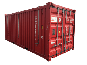 20ft Hard Open Top container - NEW Kwaliteit