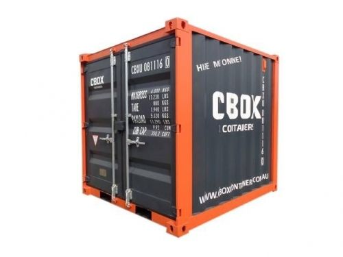 8ft Storage container - NEW Kwaliteit