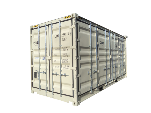 20ft HC Full Side Access container - NEW Kwaliteit
